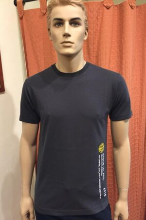 STONE ISLAND T-SHIRT 2NS82 INDUSTRIAL 2 ANTRACITE