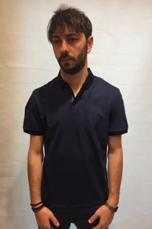 HUGO BOSS POLO PROUT 16 col. 402 BLU