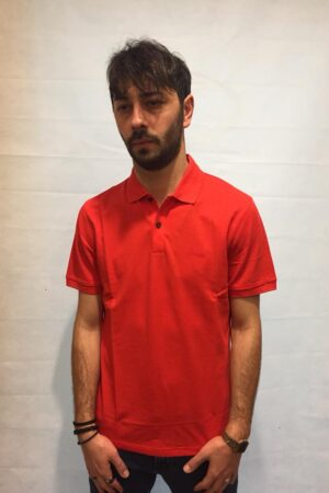 HUGO BOSS POLO PALLAS col. 625 ARANCIONE