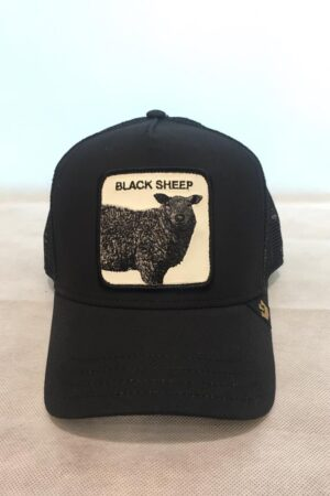 GOORIN BROS BERRETTO CON VISIERA BLACK SHEEP - TAGLIA UNICA