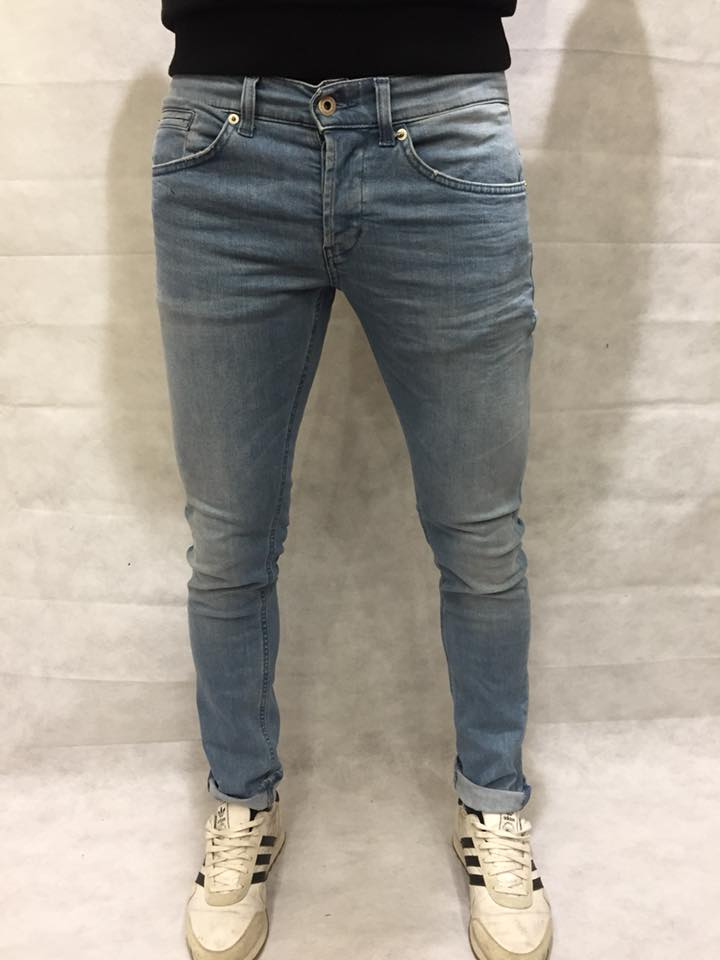 DONDUP JEANS GEORGE col. 800 DENIM