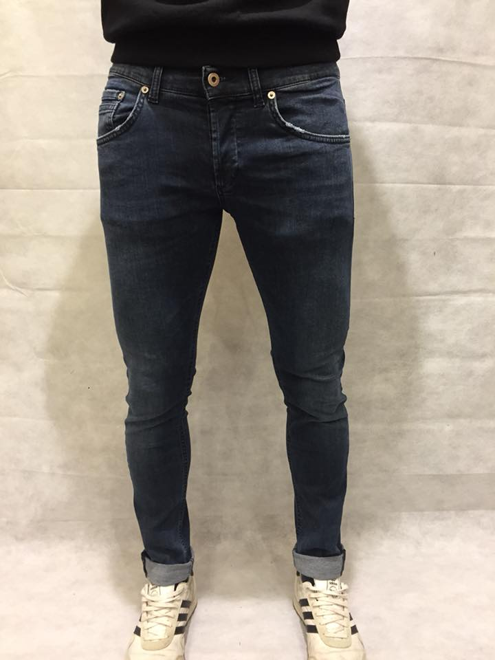 DONDUP JEANS RITCHIE col. 800 DENIM