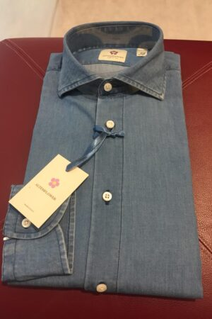 ALTEMFLOWER CAMICIA JEANS col. 1